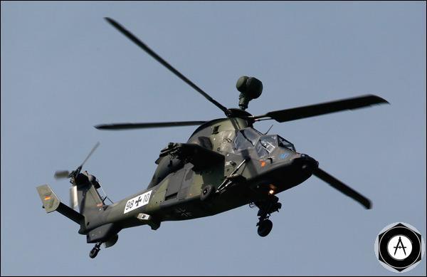 Вертолёт Tiger UHT