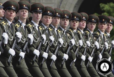 Министерство обороны России больше не нужны военные курсанты