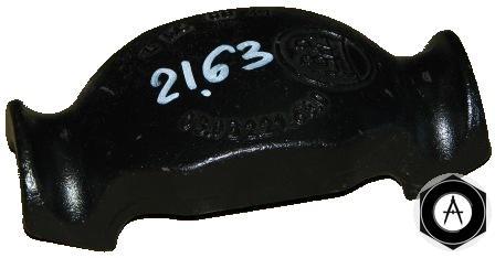 0303221630 Пластина полурессоры Lite