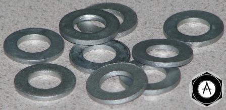 810076 Шайба D8,4 16x1,6mm  DIN125