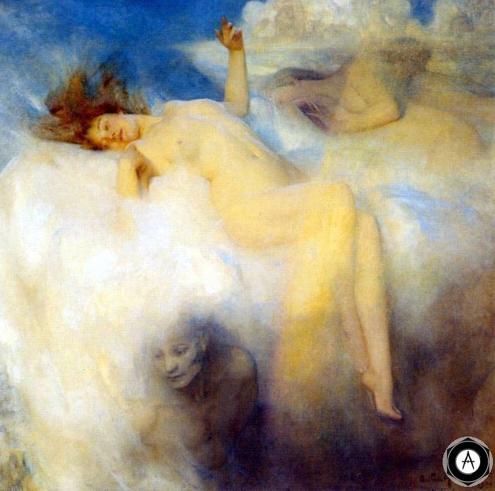 Облако  _The_Cloud Артур Хэкер