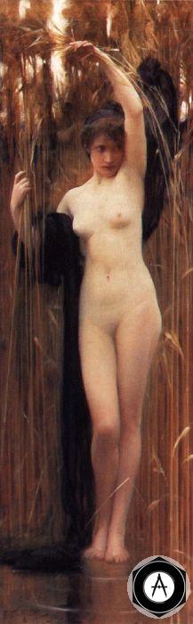 Сиринга (1892)_The_Syrinx Артур Хэкер