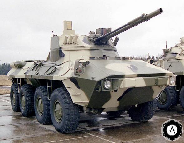 БТР-100