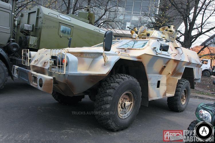 КАМАЗ-43269 БПМ боевая пограничная машина Выстрел