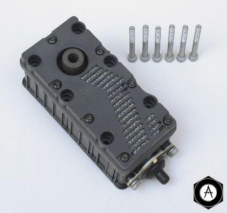 78171 Black Box Черная коробочка осушителя воздуха Haldex