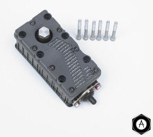 87332 Black Box Черная коробочка осушителя воздуха Haldex