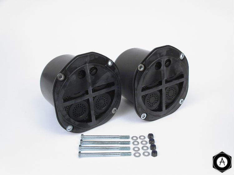 71034 Кмт 2-x картриджей осушителя Haldex 100, 200 серии