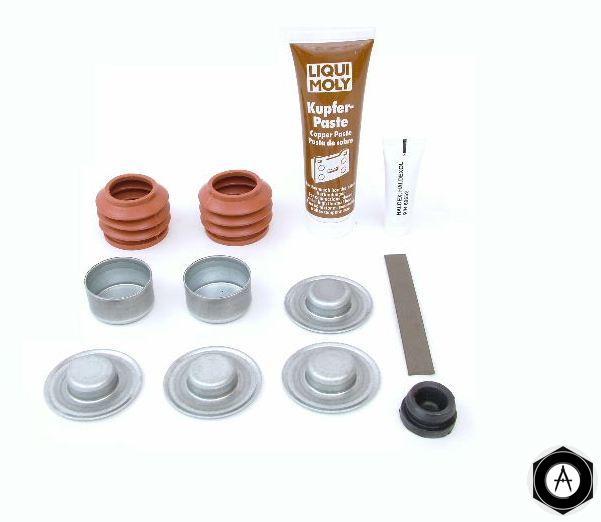 91014 Рмк пыльников и крышек суппорта Haldex