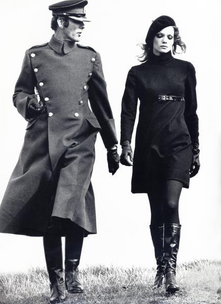 Британский Vogue Лондон