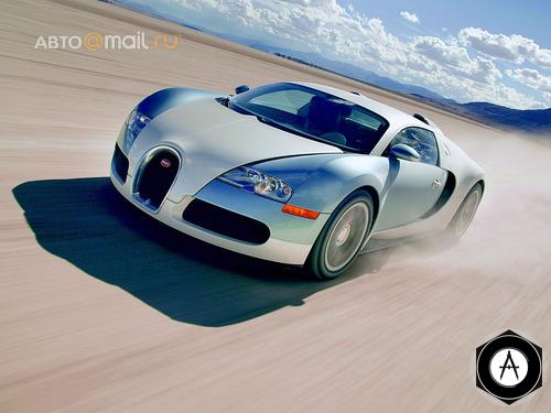 Bugatti Vieron