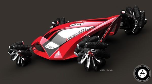 Mitsubishi Jon Hull 2