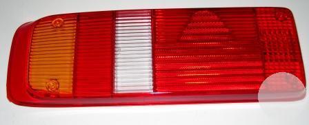 611441 Стекло зад.фонаря левое KRONE (Type HELLA)
