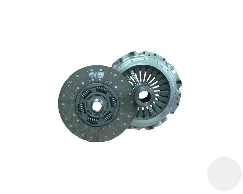 AKBL2205A Кмт сцепления MB ACTROS 430мм выжимной смонтирован на корзине