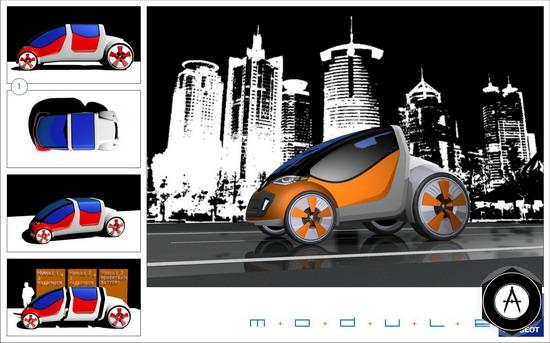 Peugeot Module