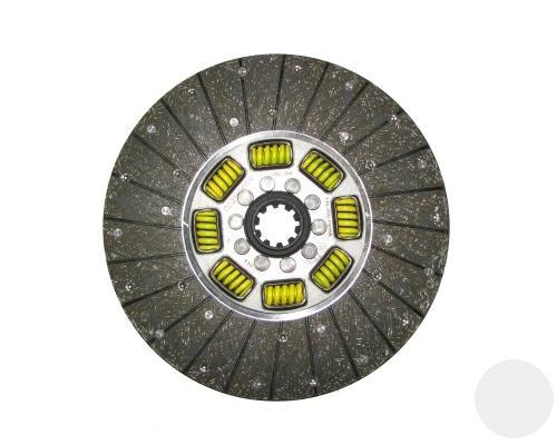 1400091970A Диск сцепления на однодисковое сцепление ЛиАЗ (AKNL1057A)
