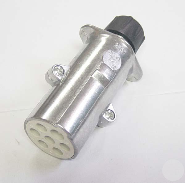 611550 Вилка 24V 6+1pins Type S