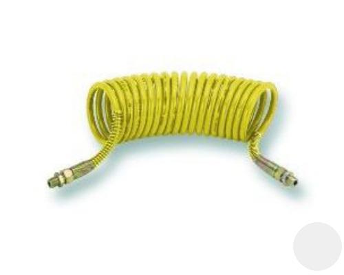 S180309A Пневмошланг М22х1,5 желтый