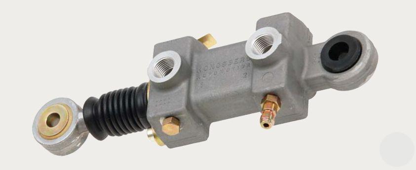 625522AM Цилиндр управления включения передач КПП Volvo