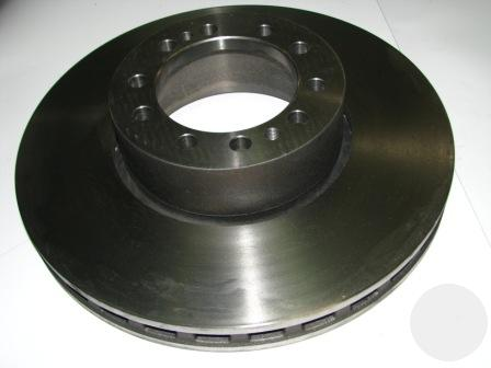 MBR9020 Тормозной диск TRAX Kogel (6604915)