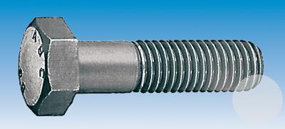 6602016100 Болт амортизатора с гайкой М16x100 SHMITZ (016509)