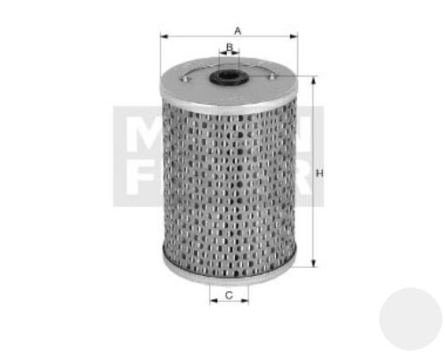 P707 Фильтр топливный