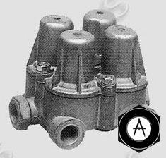 Клапан  4х контурный защитный 20BAR
