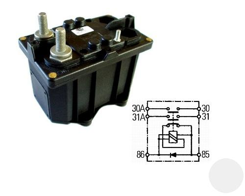 6EK008776011 Выключатель массы аккумуляторной батареи