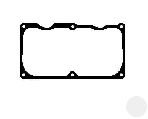 713304600 Прокладка металл , клапанной крышки MAN