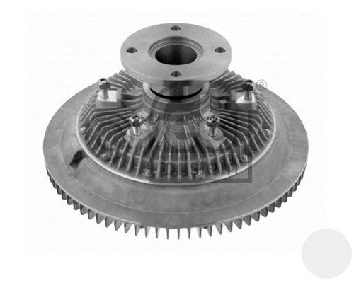31001 Вискомуфта привода вентилятора MAN