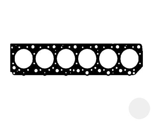 115151 Прокладка ГБЦ