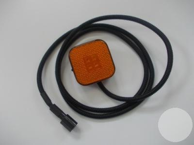198221704 Боковой фонарь MAN TGA