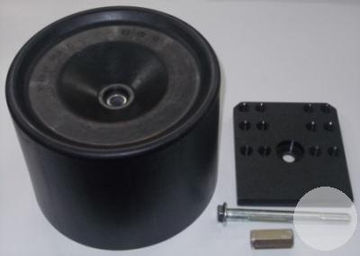 602008SS Стакан пластиковый с плитой к 881МВ 36 (0580121310)