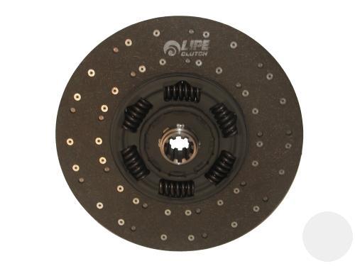 430019L2885V Диск сцепления ведомый RVI  430мм
