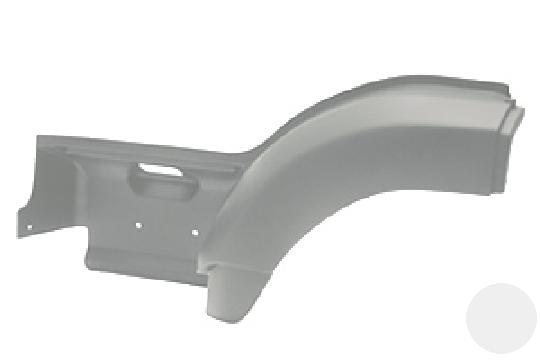 8144328 Подножка левая с крылом Iveco Eurotech