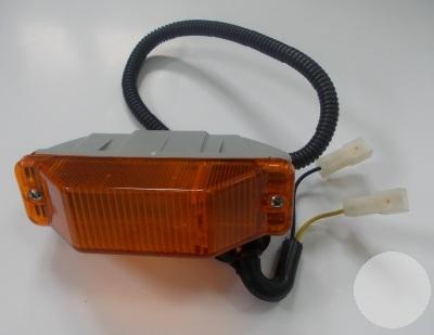 098222850 Боковой дополнительный поворотник DAF 95 XF,CF,LF