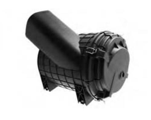 1870001 Корпус воздушного фильтра