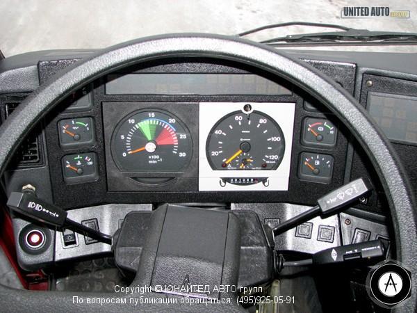 кабина МАЗ-МАН-630268(9)[6x2](b)