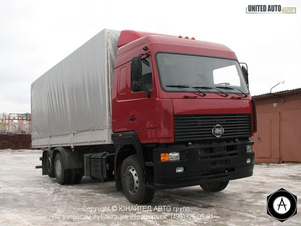 МАЗ-МАН-630268(9)