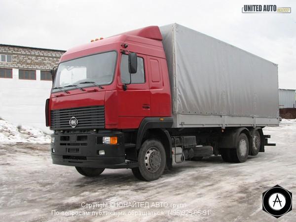МАЗ-МАН-630268(9)[6x2](b)