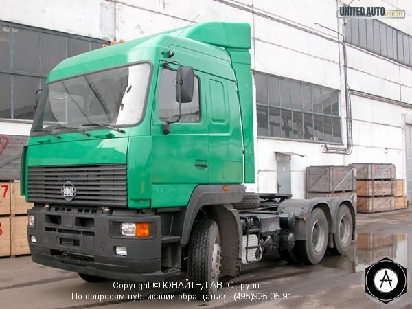 МАЗ-МАН-642368(9)[6x4]