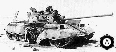 Иракский танк Тип 69-IIG