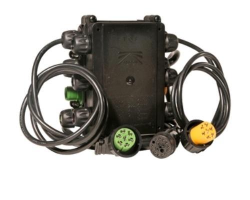 766431007 Распаячная коробка с кабелями подключени