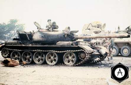 Тип 69-IIG экспортный в Ираке