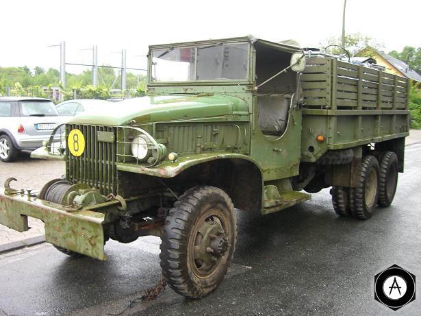 GMC CCKW-353