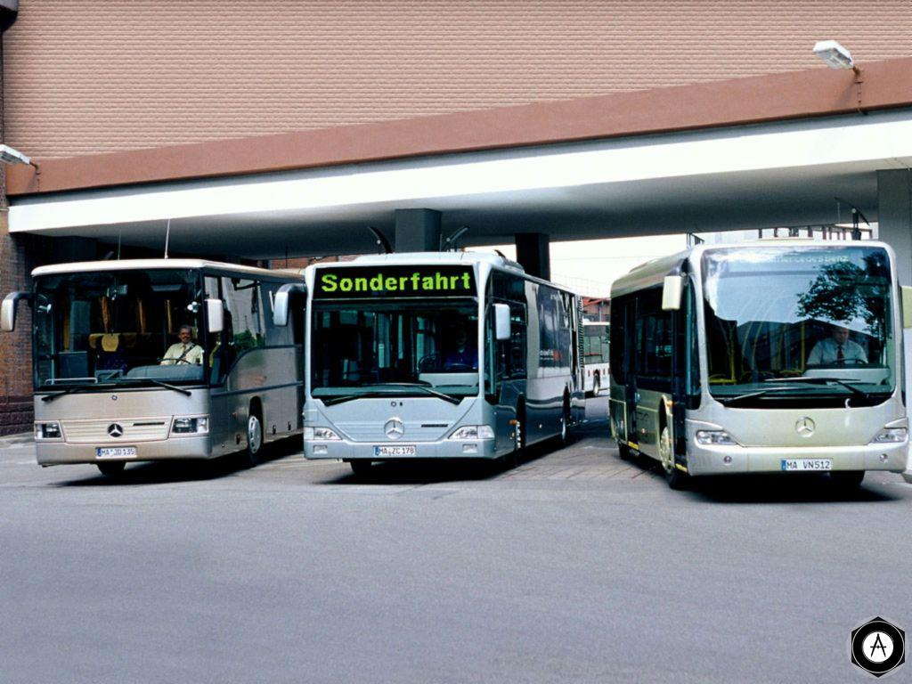 MERCEDES CONNECTO BUS