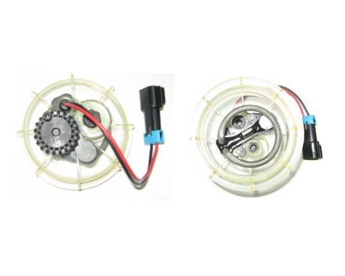 RK2261602 Крышка сепаратора топлива c подогревом 24V