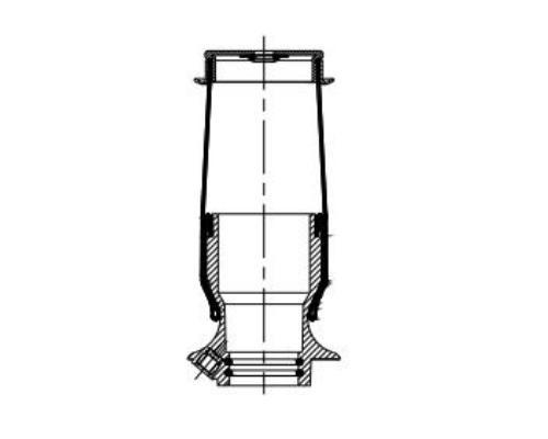 11030C Пневмооболочка амортизатора кабины
