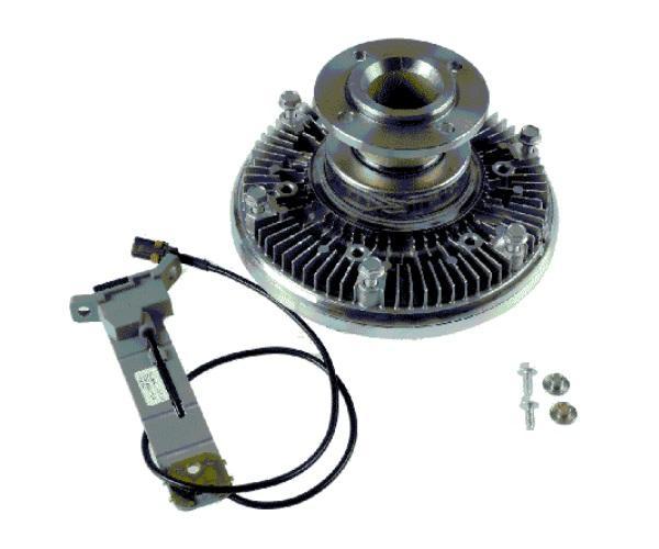 2100043231 Вискомуфта привода вентилятора электрическая