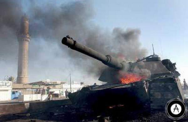 иракские партизаны
