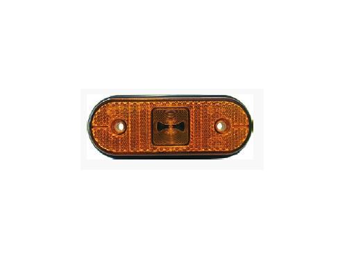 212000035 Боковой габаритный фонарь оранжевый SCHM